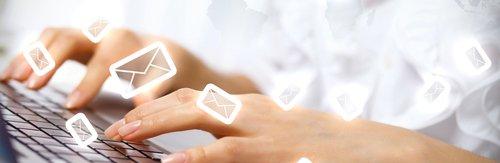 Criação e Envio de E-mail Marketing.